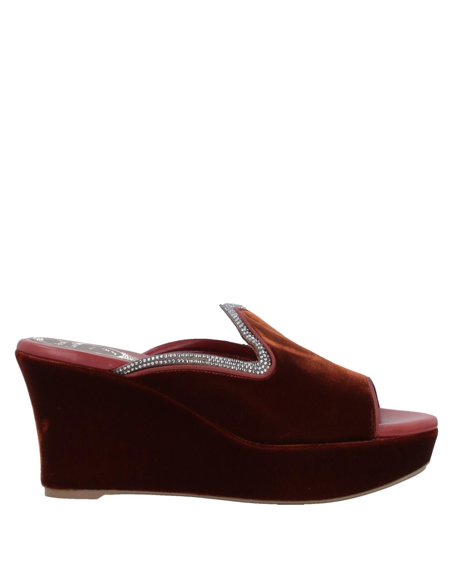 RENE' CAOVILLA Сандалии rene caovilla обувь на шнурках