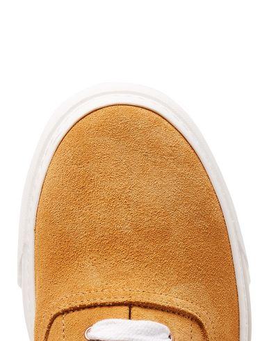 Фото 2 - Низкие кеды и кроссовки цвет охра