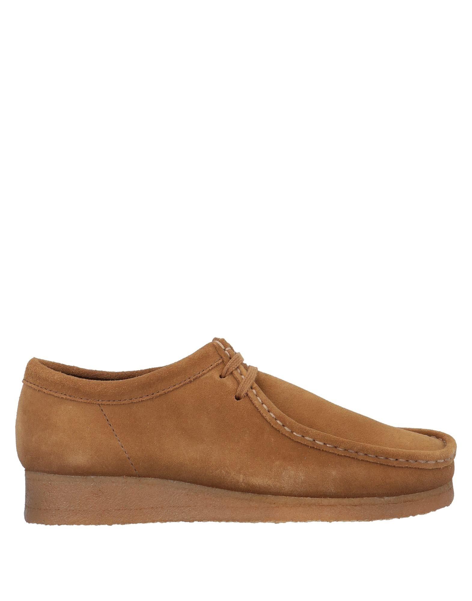 CLARKS ORIGINALS Обувь на шнурках цена
