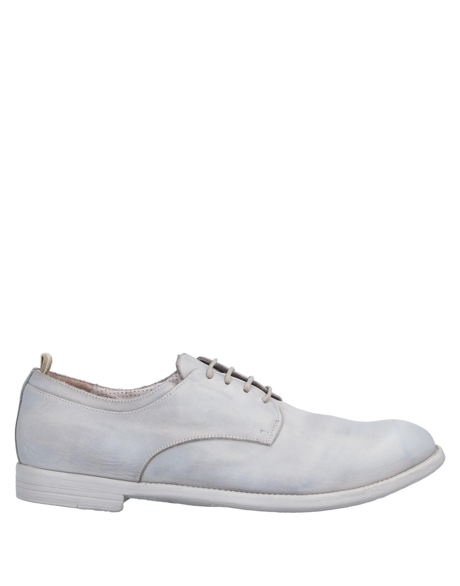 цена OFFICINE CREATIVE ITALIA Обувь на шнурках онлайн в 2017 году
