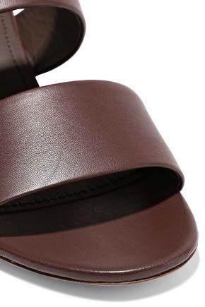 MANSUR GAVRIEL Leather mules
