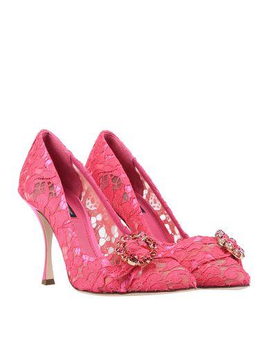 Фото 2 - Женские туфли  цвета фуксия