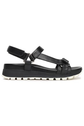PRADA LINEA ROSSA Leather sandals