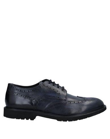 Фото - Обувь на шнурках от PAOLO DA PONTE темно-синего цвета