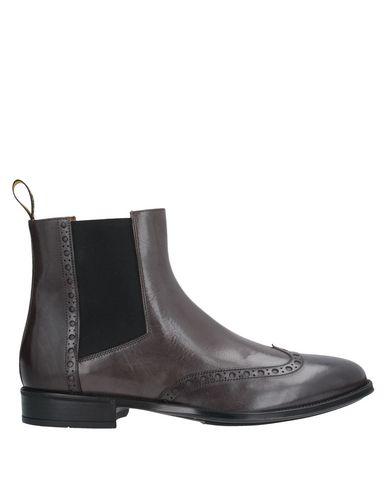 Фото - Полусапоги и высокие ботинки цвет стальной серый