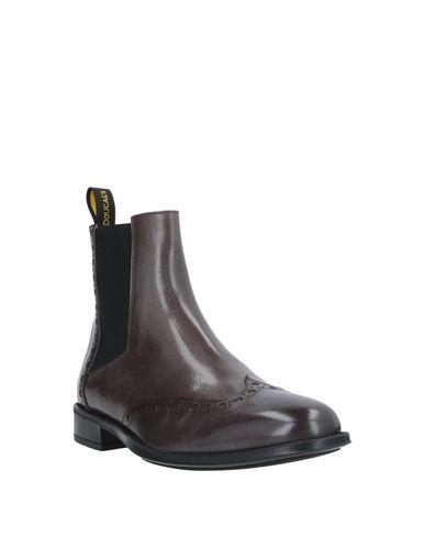 Фото 2 - Полусапоги и высокие ботинки цвет стальной серый