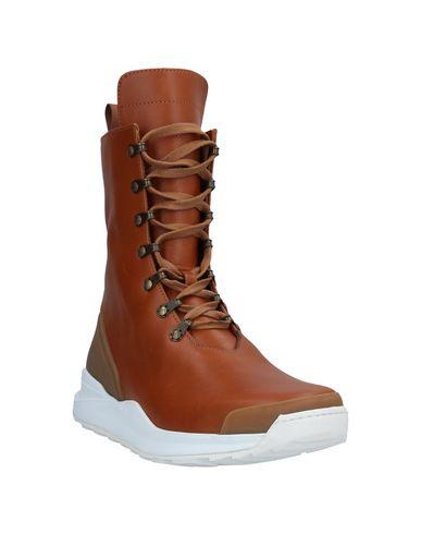 Фото 2 - Высокие кеды и кроссовки от HOOD with RICK OWENS коричневого цвета