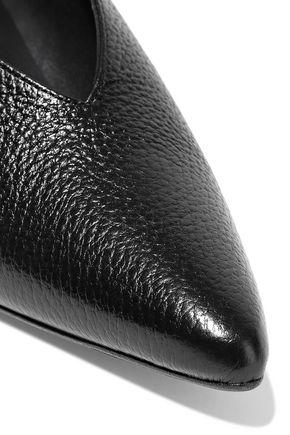 IRIS & INK Liv patent-leather pumps
