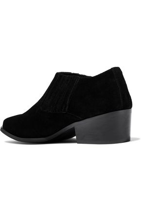 IRIS & INK The Margarit suede ankle boots
