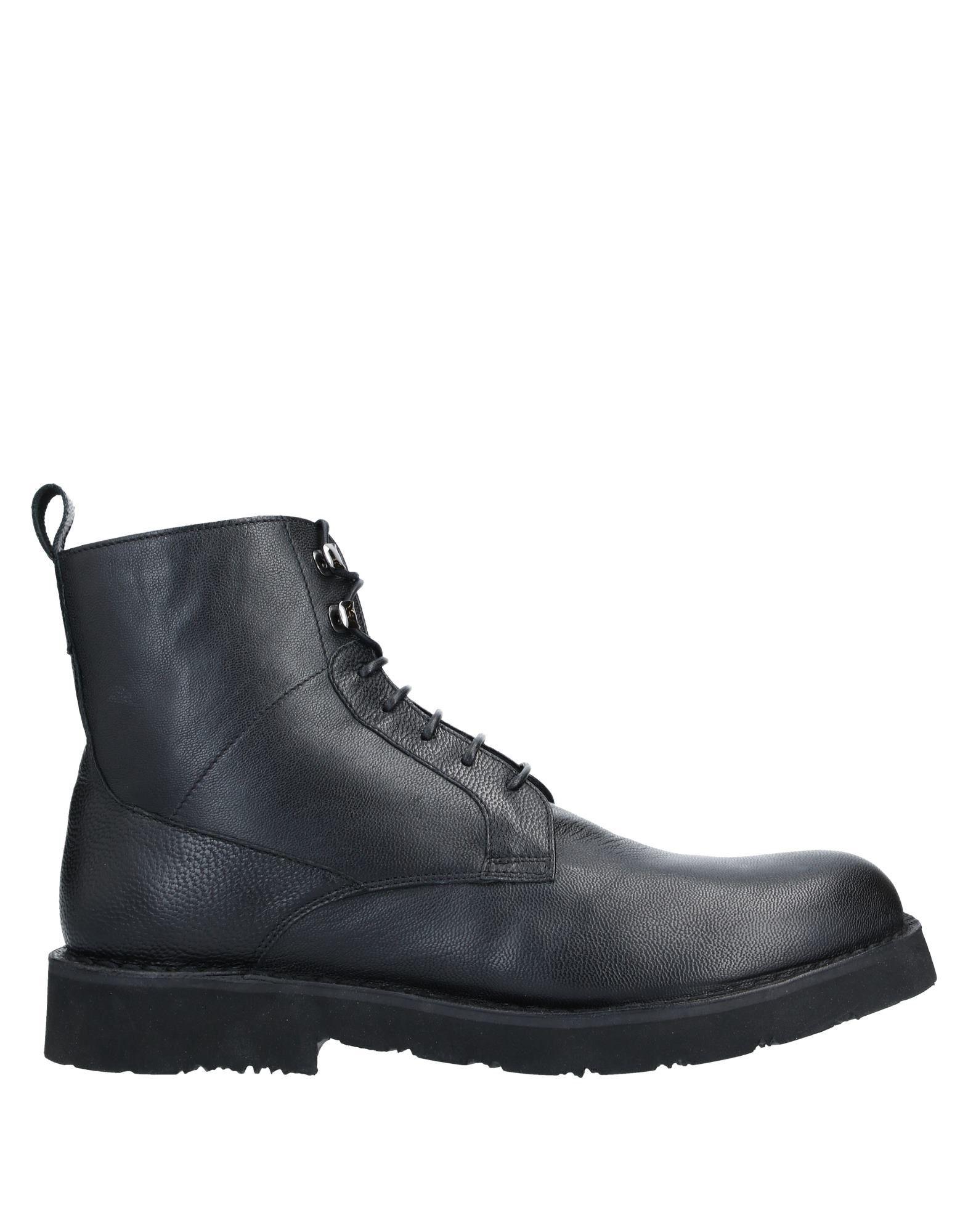 купить ARMANI JEANS Полусапоги и высокие ботинки по цене 11750 рублей