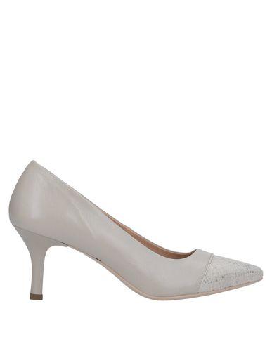 Фото - Женские туфли NERO GIARDINI светло-серого цвета