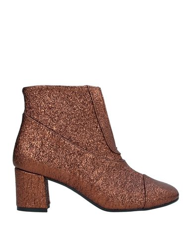 Фото - Полусапоги и высокие ботинки от STELLABERG бронзового цвета