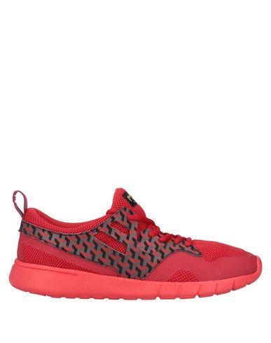 Фото - Низкие кеды и кроссовки от MOA MASTER OF ARTS красного цвета