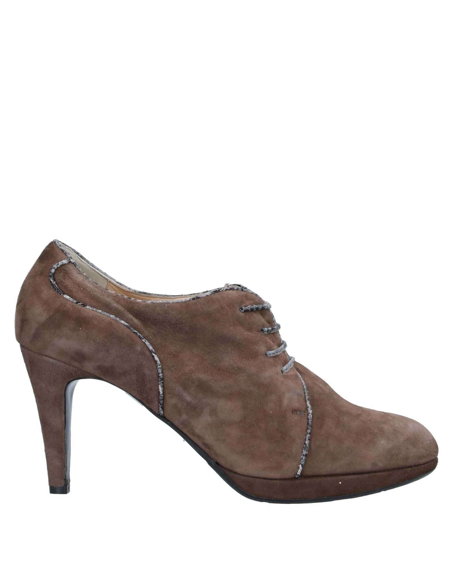 цена MODA DI FAUSTO Обувь на шнурках онлайн в 2017 году