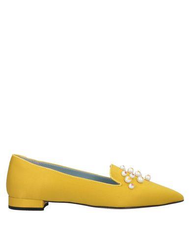 Фото - Женские балетки CHIARA FERRAGNI желтого цвета