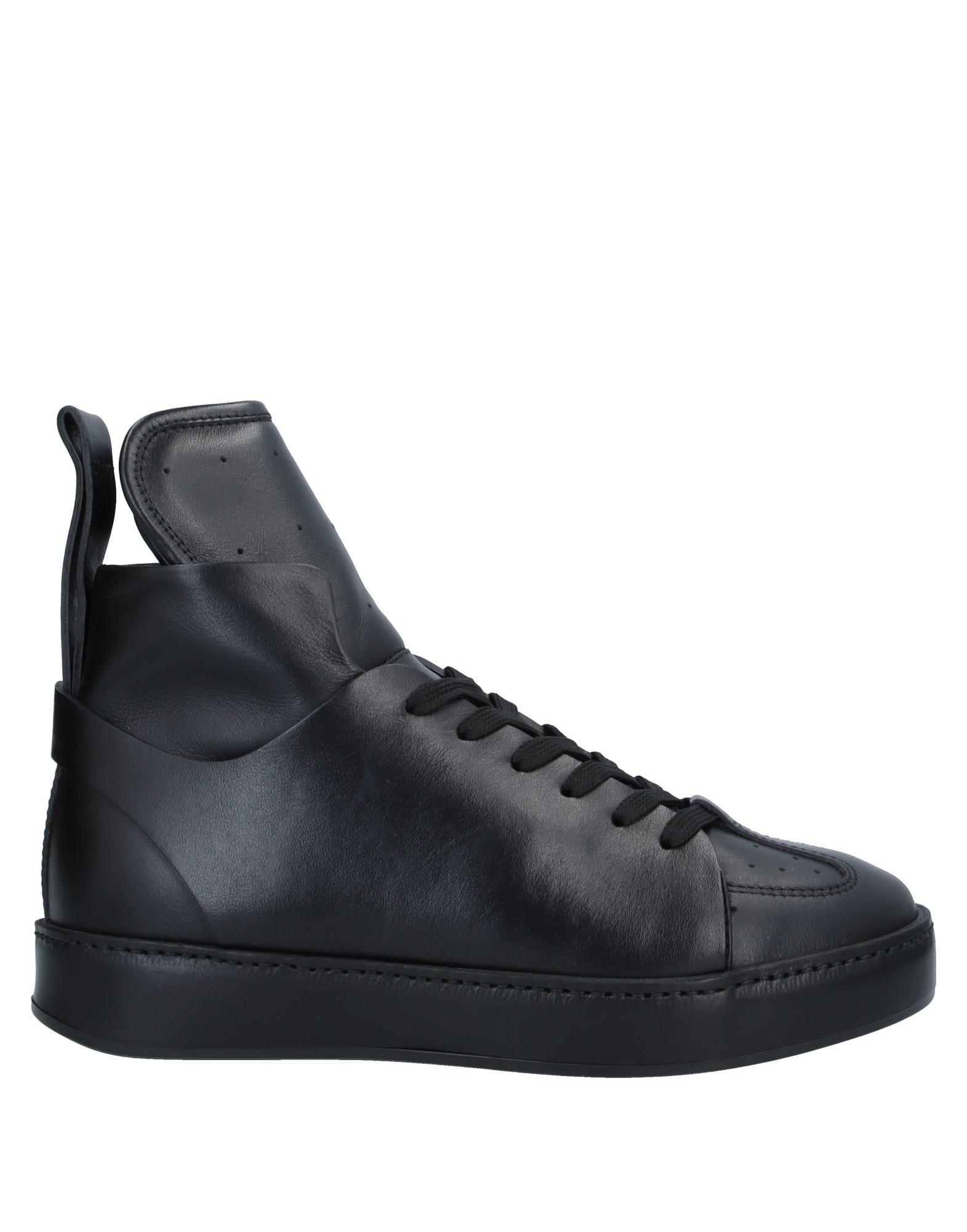 цена на ANN DEMEULEMEESTER Высокие кеды и кроссовки