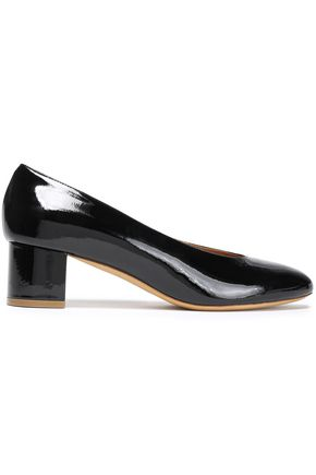 MANSUR GAVRIEL Patent-leather pumps