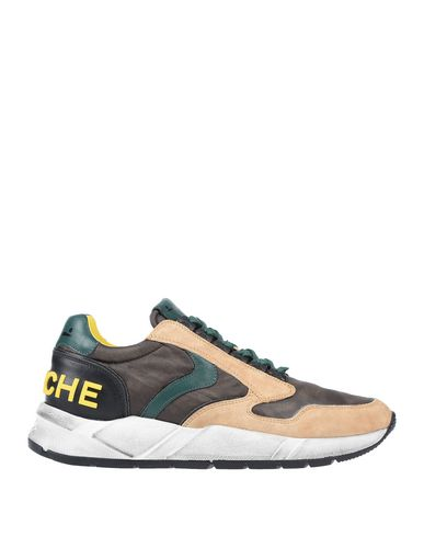 Фото - Низкие кеды и кроссовки от VOILE BLANCHE цвета хаки