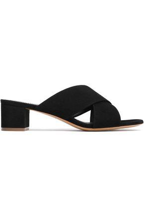 MANSUR GAVRIEL Suede sandals