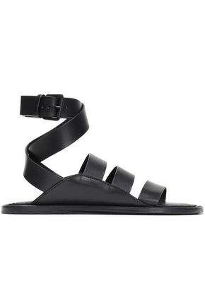 ANN DEMEULEMEESTER Leather sandals