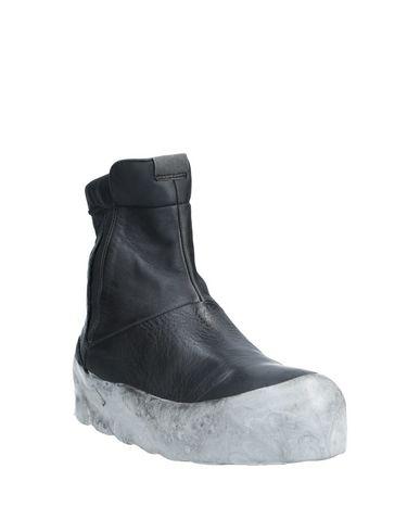 Фото 2 - Полусапоги и высокие ботинки от O.X.S. черного цвета