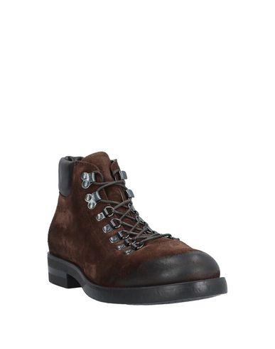 Фото 2 - Полусапоги и высокие ботинки от BOEMOS темно-коричневого цвета
