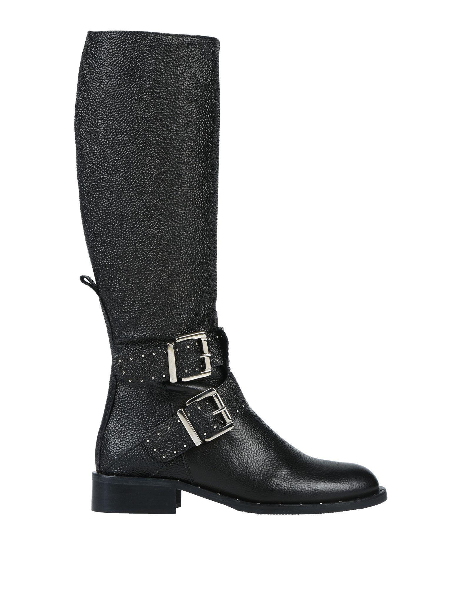 《セール開催中》ISLO ISABELLA LORUSSO レディース ブーツ ブラック 35 革