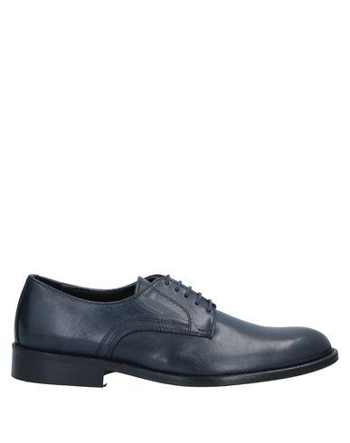 Фото - Обувь на шнурках темно-синего цвета