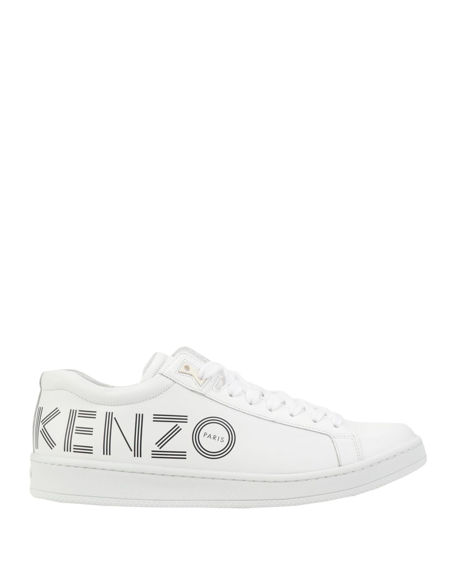 KENZO Низкие кеды и кроссовки женские кеды kenzo 2015