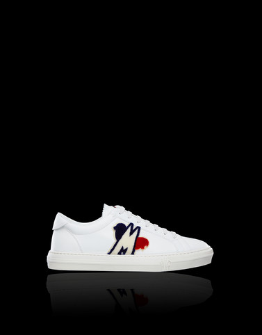 NEW MONACO White Shoes Man