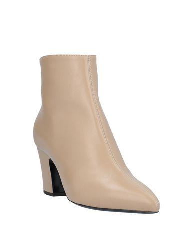 Фото 2 - Полусапоги и высокие ботинки цвет песочный