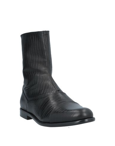 Фото 2 - Полусапоги и высокие ботинки от UNCONVENTIONAL ROYAL черного цвета