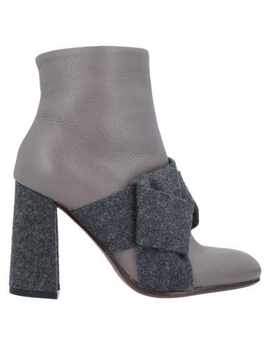 Фото - Полусапоги и высокие ботинки от DGA DiGIADA серого цвета