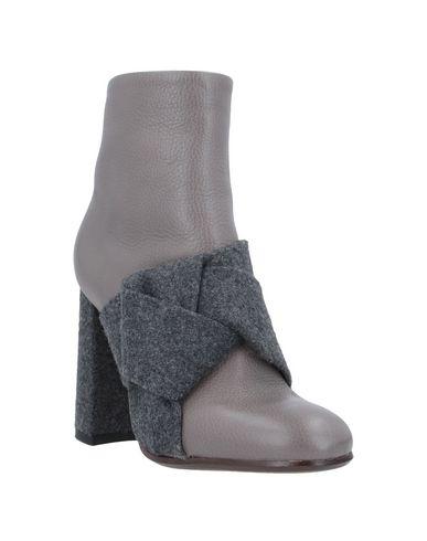 Фото 2 - Полусапоги и высокие ботинки от DGA DiGIADA серого цвета