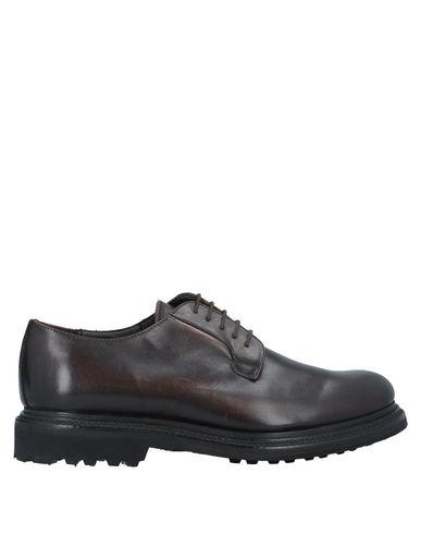 Фото - Обувь на шнурках от RUE 51 темно-коричневого цвета