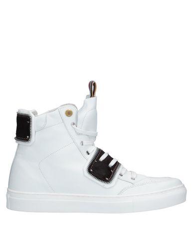 Фото - Высокие кеды и кроссовки от ONE WAY белого цвета