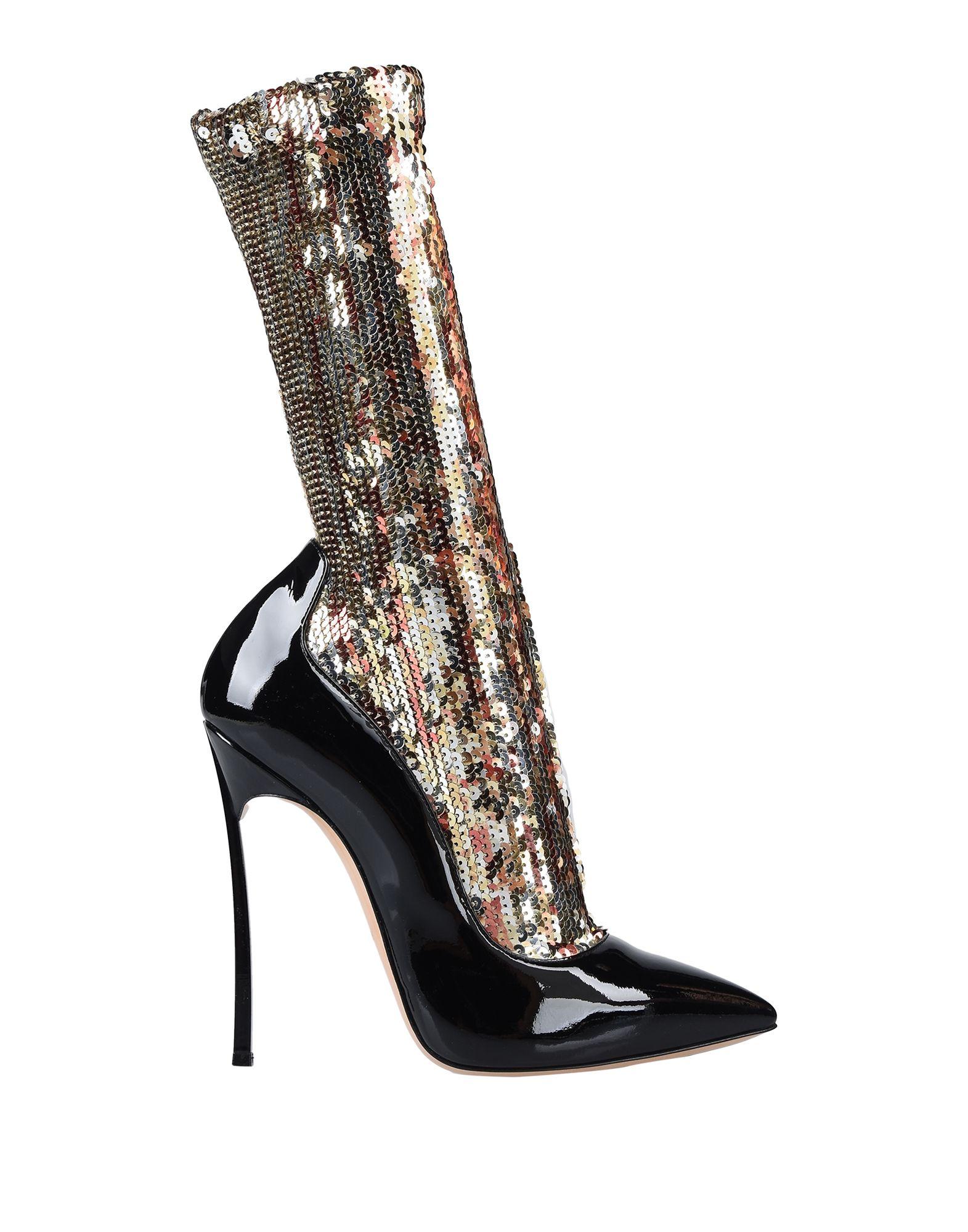 цены на CASADEI Полусапоги и высокие ботинки  в интернет-магазинах