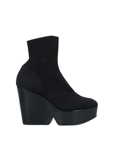 Купить Полусапоги и высокие ботинки от CLERGERIE черного цвета