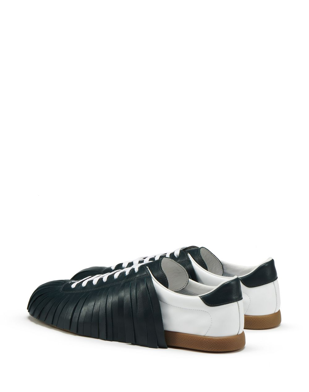 LOW-TOP FRINGE SNEAKERS - Lanvin