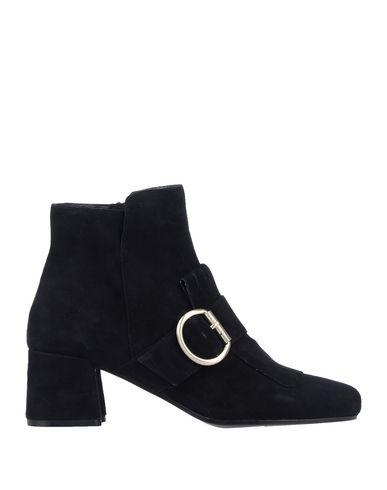 Фото - Полусапоги и высокие ботинки от BRUNO PREMI черного цвета