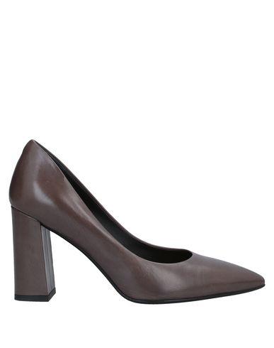 Фото - Женские туфли  цвет голубиный серый