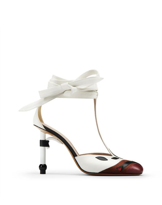 PARROT SALOMÉ PUMPS - Lanvin