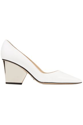 PAUL ANDREW Patent-leather pumps