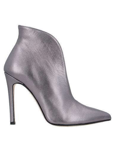 Купить Женские ботинки и полуботинки  цвет голубиный серый