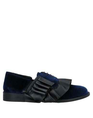 Фото - Обувь на шнурках от POKEMAOKE синего цвета