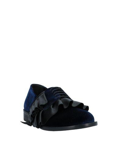 Фото 2 - Обувь на шнурках от POKEMAOKE синего цвета