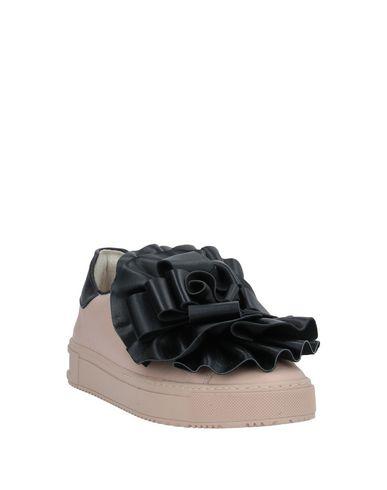 Фото 2 - Низкие кеды и кроссовки от POKEMAOKE розового цвета