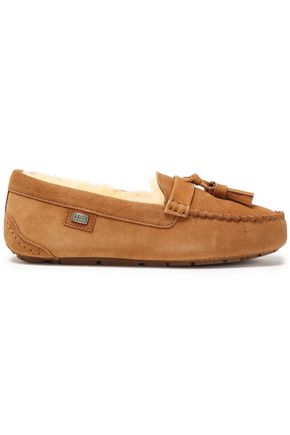 AUSTRALIA LUXE COLLECTIVE Patrese shearling loafers