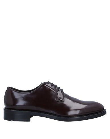 Фото - Обувь на шнурках от J.J. темно-коричневого цвета