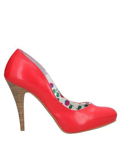 Фото - Женские туфли VIENTY красного цвета